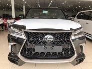 Cần bán xe Lexus LX 570 Super Sport đời 2019, màu đen, nhập khẩu chính hãng giá 9 tỷ 100 tr tại Hà Nội