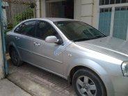 Cần bán lại xe Daewoo Lacetti đời 2009, màu bạc giá 215 triệu tại Tp.HCM
