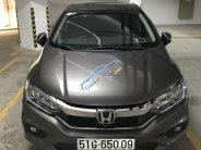 Bán Honda City năm sản xuất 2018 chính chủ giá 560 triệu tại Tp.HCM