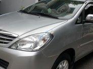 Bán Toyota Innova V 2.0 số tự động đời cuối 2011, màu bạc tuyệt đẹp mới giá 459 triệu tại Tp.HCM