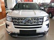 Bán Ford Explorer đời 2019, màu trắng, nhập khẩu giá 2 tỷ 148 tr tại Tp.HCM