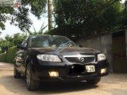 Bán Mazda 323 Standard năm sản xuất 2002, màu đen  giá 105 triệu tại Hà Nội
