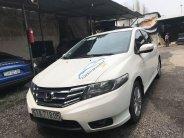 Cần bán Honda City AT sản xuất 2013, màu trắng, chính chủ giá 385 triệu tại Tp.HCM