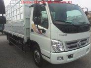 Bán xe tải Thaco Ollin 700A/B/C 7 tấn, ga cơ thùng 6m2 giá 390 triệu tại Bình Dương