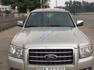 Bán Ford Everest năm 2008, màu bạc, nhập khẩu   giá 395 triệu tại Đồng Nai