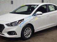 Bán xe Hyundai Accent đời 2018, màu trắng  giá 450 triệu tại Thanh Hóa
