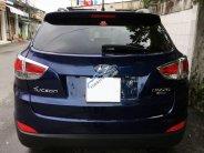 Bán Hyundai Tucson đời 2009, màu xanh lam, xe nhập số tự động  giá 565 triệu tại Tp.HCM