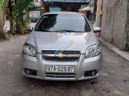 Bán Chevrolet Aveo 2013, màu bạc, xe đẹp như mới giá 185 triệu tại Thái Nguyên