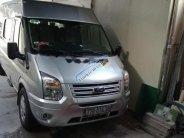 Bán Ford Transit Standard MID đời 2015, màu bạc giá 530 triệu tại Thanh Hóa