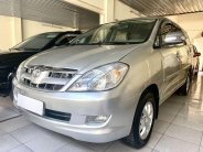 Bán Toyota Innova G năm sản xuất 2008, màu bạc giá 330 triệu tại Tp.HCM