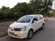 Bán Nissan Grand livina sản xuất năm 2011, màu trắng, nhập khẩu giá 195 triệu tại Hà Nội