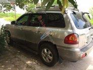 Cần bán xe Hyundai Santa Fe Gold năm 2004, màu bạc, nhập khẩu   giá 285 triệu tại Thái Nguyên
