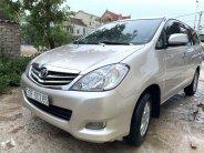 Bán xe Toyota Innova G sản xuất 2011, màu bạc chính chủ giá 410 triệu tại Nghệ An