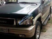 Gia đình bán Isuzu Trooper đời 2000, màu xanh dưa giá 100 triệu tại Đồng Nai