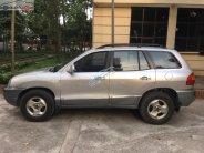 Cần bán lại xe Hyundai Santa Fe 2003, màu bạc, nhập khẩu giá 245 triệu tại Hà Nội