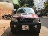 Bán xe Daihatsu Terios sản xuất 2005, nhập khẩu, hai cầu, số sàn máy 1.3 giá 215 triệu tại Đắk Lắk