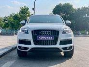 Bán Audi Q7 S-Line TFSI Quattro đời 2014, màu trắng giá 1 tỷ 820 tr tại Hà Nội
