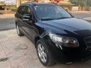 Bán Hyundai Santa Fe đời 2009, màu đen, xe nhập giá 540 triệu tại Hà Tĩnh