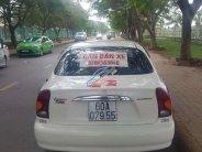 Gia đình bán xe Daewoo Lanos đời 2001, màu trắng, nhập khẩu giá 110 triệu tại Đồng Nai