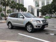 Cần bán Hyundai Santa Fe đời 2009, màu bạc, xe nhập giá 595 triệu tại Hà Nội