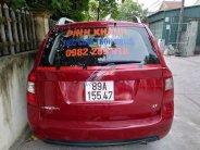 Cần bán xe Kia Carens đời 2016, màu đỏ chính chủ giá 368 triệu tại Hưng Yên