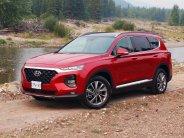 Bán Hyundai Santa Fe đời 2020, màu đỏ xe có sẵn, LH Tùng 0906409199 giá 960 triệu tại Đà Nẵng