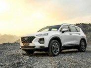 Bán ô tô Hyundai Santa Fe đời 2020, có xe giao nhanh, hỗ trợ toàn bộ giấy tờ, vay vốn tối đa lãi suất nhẹ giá 962 triệu tại Đà Nẵng