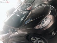 Bán Hyundai Santa Fe 2.0L năm sản xuất 2011, màu nâu, nhập khẩu  giá 670 triệu tại Tp.HCM
