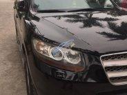 Cần bán Hyundai Santa Fe 2009, màu đen, nhập khẩu   giá 560 triệu tại Hà Nội