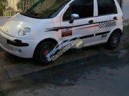 Bán lại xe Daewoo Matiz sản xuất 2000, màu trắng giá 100 triệu tại Bến Tre