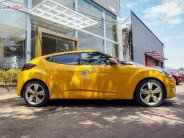 Bán Hyundai Veloster sản xuất năm 2011, màu vàng, nhập khẩu nguyên chiếc số tự động giá 480 triệu tại Tp.HCM