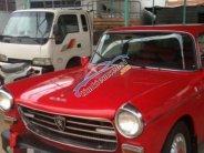 Bán Peugeot 404 sx 1980, màu đỏ giá 210 triệu tại Tp.HCM