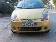 Cần bán xe Chevrolet Spark năm 2009, màu vàng, xe nhập giá 98 triệu tại Tuyên Quang