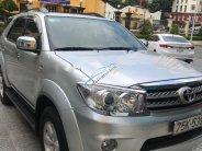 Bán Toyota Fortuner năm sản xuất 2010, màu bạc, chính chủ giá 575 triệu tại TT - Huế