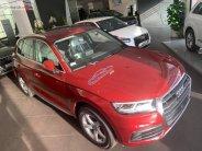 Bán xe Audi Q5 2.0 AT đời 2018, màu đỏ, nhập khẩu giá 2 tỷ 540 tr tại Đà Nẵng