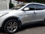 Bán ô tô Hyundai Santa Fe đời 2012, màu bạc, nhập khẩu giá 950 triệu tại Tp.HCM
