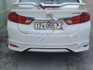 Bán Honda City 1.5 AT đời 2016, màu trắng, chính chủ   giá 485 triệu tại Thái Bình