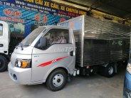Xe tải JAC X125 thùng kín, giá siêu tốt, hỗ trợ vay vốn ngân hàng giá 318 triệu tại Đồng Nai