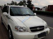 Cần bán Kia Carnival GS 2.5 MT sản xuất 2007, màu trắng, chính chủ giá 198 triệu tại Tp.HCM