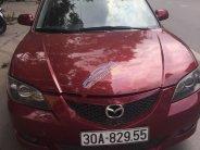 Cần bán xe Mazda 3 D sản xuất 2004, màu đỏ giá 230 triệu tại Thái Nguyên