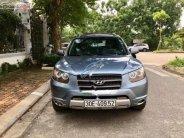 Bán xe Hyundai Santa Fe MLX sản xuất 2006, màu xanh lam, nhập khẩu nguyên chiếc  giá 455 triệu tại Hà Nội
