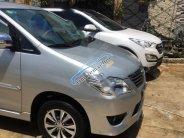 Bán Toyota Innova sản xuất 2012, màu bạc, giá chỉ 410 triệu giá 410 triệu tại Đắk Nông