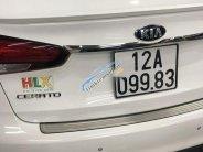 Bán Kia Cerato đời 2018, màu trắng xe gia đình,giá tốt giá 580 triệu tại Lạng Sơn