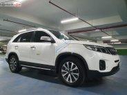 Cần bán xe cũ Kia Sorento GATH năm sản xuất 2015, màu trắng giá 740 triệu tại Tp.HCM