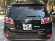 Cần bán gấp Hyundai Santa Fe đời 2007, màu đen, nhập khẩu nguyên chiếc  giá 400 triệu tại Thanh Hóa