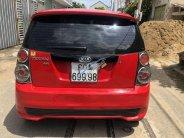 Xây nhà kẹt tiền bán xe Kia Morning SLX đời 2011, màu đỏ số sàn giá 186 triệu tại Đồng Nai