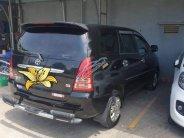Bán Toyota Innova đời 2006, màu đen, xe gia đình giá 360 triệu tại Tp.HCM