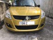 Bán Suzuki Swift năm sản xuất 2016, màu vàng giá 440 triệu tại Hải Phòng