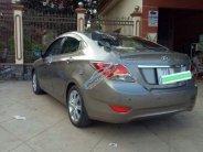 Bán Hyundai Accent năm sản xuất 2012, màu xám, nhập khẩu  giá 242 triệu tại Bình Định