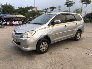 Cần bán xe Toyota Innova MT đời 2009, màu bạc, giá tốt giá 260 triệu tại Hà Nội